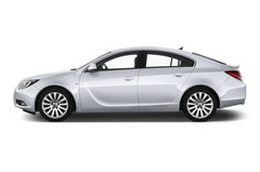 Opel Insignia INNOVATION Limousine (2008 - 2017) 5 Türen Seitenansicht