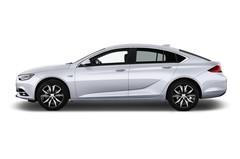 Opel Insignia Dynamic Limousine (2017 - heute) 5 Türen Seitenansicht