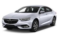 Opel Insignia Dynamic Limousine (2017 - heute) 5 Türen seitlich vorne