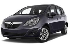 Opel Meriva Selection Van (2010 - heute) 5 Türen seitlich vorne mit Felge