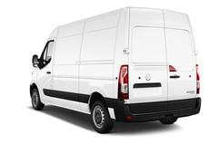 Opel Movano - Transporter (2010 - heute) 4 Türen seitlich hinten