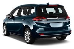 Opel Zafira Innovation Van (2014 - heute) 5 Türen seitlich hinten