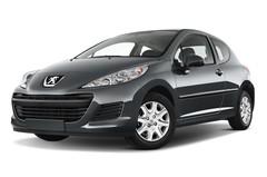 Peugeot 207 Filou Kleinwagen (2006 - heute) 3 Türen seitlich vorne mit Felge