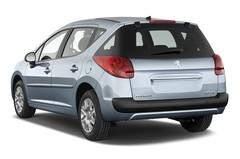Peugeot 207 Premium Kombi (2006 - 2013) 5 Türen seitlich hinten