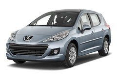 Peugeot 207 Premium Kombi (2006 - 2013) 5 Türen seitlich vorne