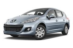 Peugeot 207 Premium Kombi (2006 - 2013) 5 Türen seitlich vorne mit Felge