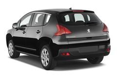 Peugeot 3008 Platinum SUV (2009 - 2016) 5 Türen seitlich hinten