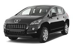 Peugeot 3008 Platinum SUV (2009 - 2016) 5 Türen seitlich vorne