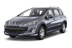 Peugeot 308 Platinum Kombi (2008 - 2014) 5 Türen seitlich vorne