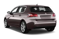 Peugeot 308 Allure Kompaktklasse (2014 - heute) 5 Türen seitlich hinten