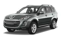 Peugeot 4007 - SUV (2007 - 2012) 5 Türen seitlich vorne