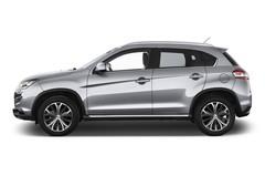 Peugeot 4008 Allure SUV (2012 - heute) 5 Türen Seitenansicht
