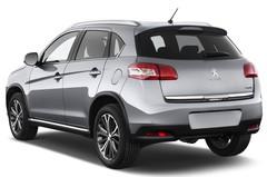 Peugeot 4008 Allure SUV (2012 - heute) 5 Türen seitlich hinten