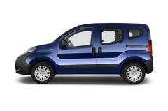 Peugeot Bipper - Transporter (2008 - heute) 5 Türen Seitenansicht