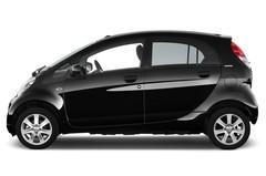 Peugeot iOn - Kleinwagen (2010 - heute) 5 Türen Seitenansicht