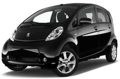 Peugeot iOn - Kleinwagen (2010 - heute) 5 Türen seitlich vorne mit Felge