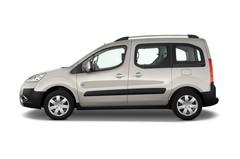 Peugeot Partner Outdoor Transporter (2008 - heute) 5 Türen Seitenansicht