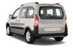 Peugeot Partner Outdoor Transporter (2008 - heute) 5 Türen seitlich hinten