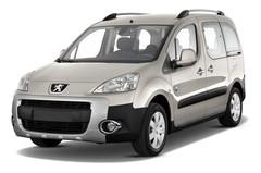 Peugeot Partner Transporter (2008 - heute)