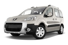 Peugeot Partner Outdoor Transporter (2008 - heute) 5 Türen seitlich vorne mit Felge