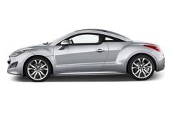 Peugeot RCZ - Coupé (2010 - heute) 2 Türen Seitenansicht