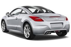 Peugeot RCZ - Coupé (2010 - heute) 2 Türen seitlich hinten