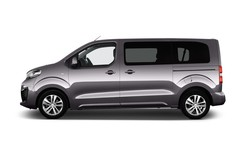Peugeot Traveller Allure Transporter (2016 - heute) 4 Türen Seitenansicht