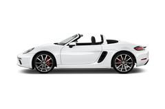 Porsche 718 Boxster S Cabrio (2016 - heute) 2 Türen Seitenansicht