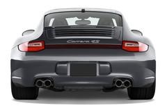 Porsche 911 Carrera 4S Coupe Coupé (2004 - 2011) 2 Türen Heckansicht