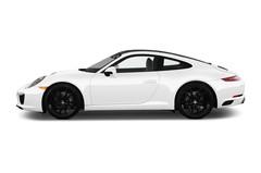 Porsche 911 Carrera Coupé (2011 - heute) 2 Türen Seitenansicht