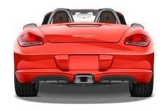 Porsche Boxster - Cabrio (2004 - 2011) 2 Türen Heckansicht