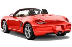 Porsche Boxster - Cabrio (2004 - 2011) 2 Türen seitlich hinten