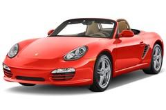 Porsche Boxster - Cabrio (2012 - 2016) 2 Türen seitlich vorne