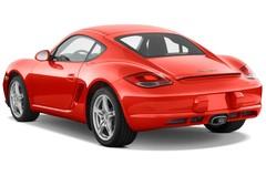 Porsche Cayman - Coupé (2005 - 2013) 3 Türen seitlich hinten