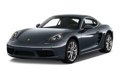 Porsche Cayman Coupé (2016 - heute)