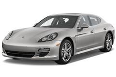 Porsche Panamera S Limousine (2009 - 2016) 5 Türen seitlich vorne