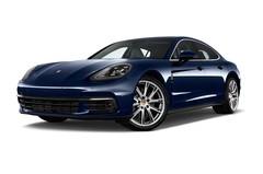 Porsche Panamera 4 E-Hybrid Limousine (2016 - heute) 4 Türen seitlich vorne mit Felge