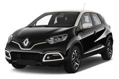 Renault Captur Luxe SUV (2013 - heute) 5 Türen seitlich vorne