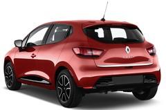 Renault Clio Dynamique Kleinwagen (2012 - heute) 5 Türen seitlich hinten
