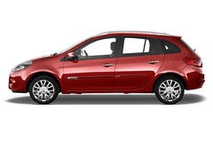 Renault Clio - Kombi (2004 - 2013) 5 Türen Seitenansicht