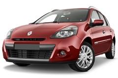 Renault Clio - Kombi (2004 - 2013) 5 Türen seitlich vorne mit Felge