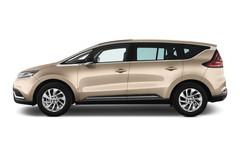 Renault Espace Intens Van (2015 - heute) 5 Türen Seitenansicht