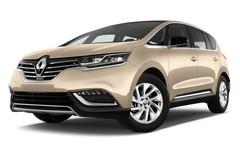 Renault Espace Intens Van (2015 - heute) 5 Türen seitlich vorne mit Felge
