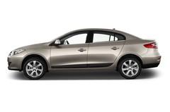 Renault Fluence Dynamique Limousine (2010 - 2014) 4 Türen Seitenansicht