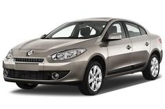 Renault Fluence Dynamique Limousine (2010 - 2014) 4 Türen seitlich vorne