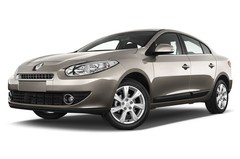Renault Fluence Dynamique Limousine (2010 - 2014) 4 Türen seitlich vorne mit Felge