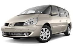 Renault Grand Espace Initiale Van (2002 - 2015) 5 Türen seitlich vorne mit Felge