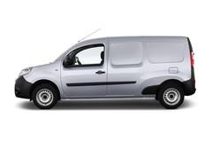 Renault Kangoo Rapid Maxi Transporter (2008 - heute) 5 Türen Seitenansicht