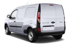 Renault Kangoo Rapid Maxi Transporter (2008 - heute) 5 Türen seitlich hinten
