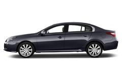 Renault Latitude Initiale Limousine (2010 - 2012) 4 Türen Seitenansicht